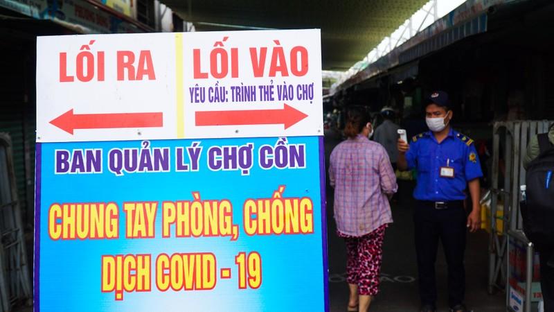 Từ hôm nay, người dân Đà Nẵng đi chợ bằng Thẻ - ảnh 1