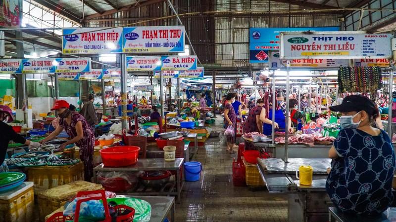 Từ hôm nay, người dân Đà Nẵng đi chợ bằng Thẻ - ảnh 6