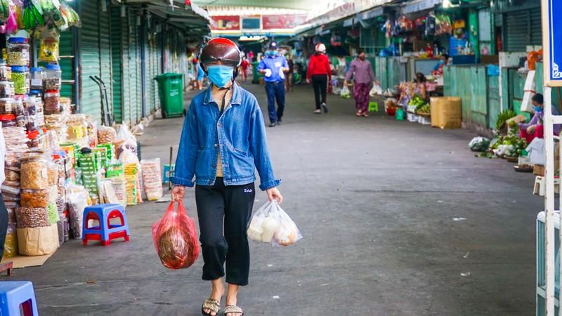 Từ hôm nay, người dân Đà Nẵng đi chợ bằng Thẻ - ảnh 10