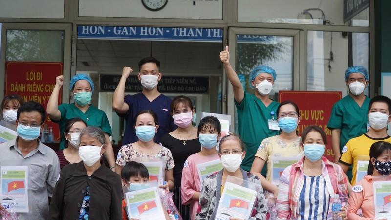 Đà Nẵng đã điều trị khỏi bệnh cho 187 bệnh nhân mắc COVID-19 - ảnh 1