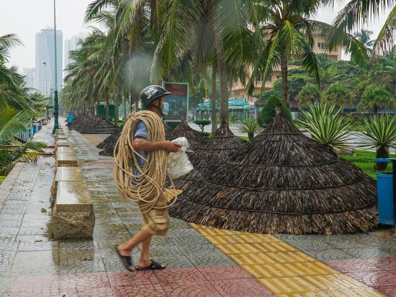 Đà Nẵng khẩn trương chống bão số 5 đang đến - ảnh 2