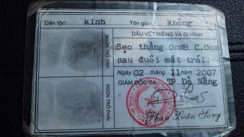 Lên mạng tìm cha để hoàn thiện hồ sơ đi học cảnh sát - ảnh 2