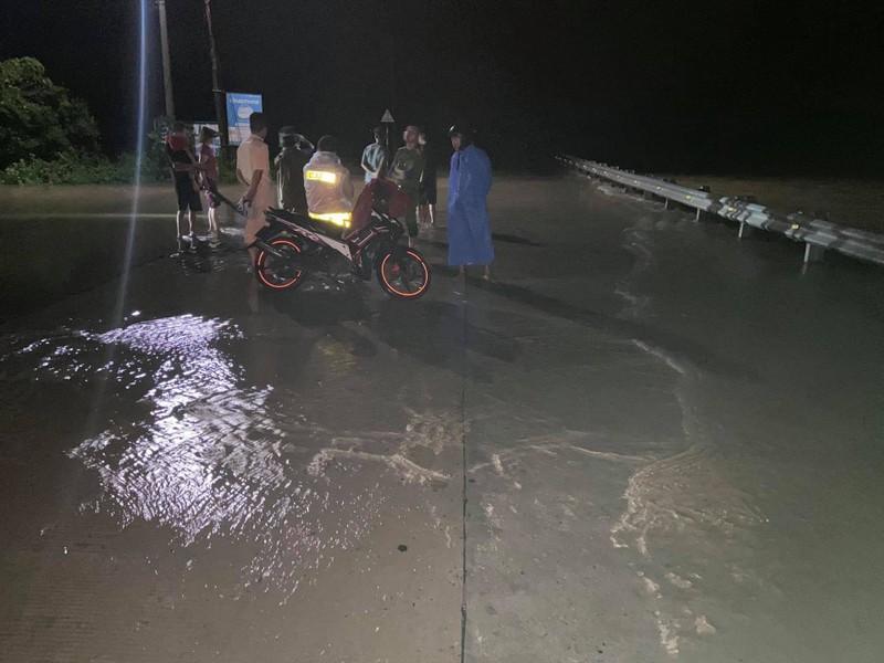 Quảng Nam-Đà Nẵng: Nhiều nơi ngập lụt dù các thuỷ điện chưa xả - ảnh 1