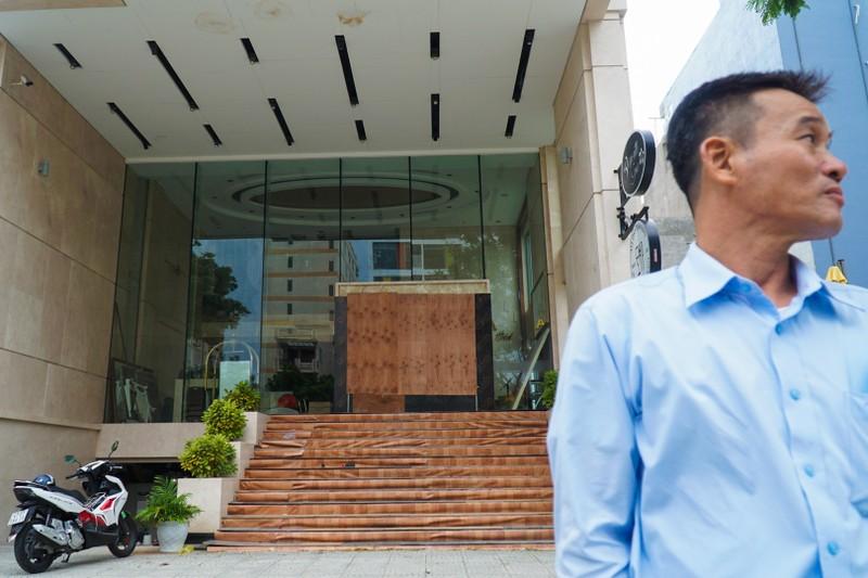 Khách sạn ở Đà Nẵng thuê container về chống bão số 9 - ảnh 3