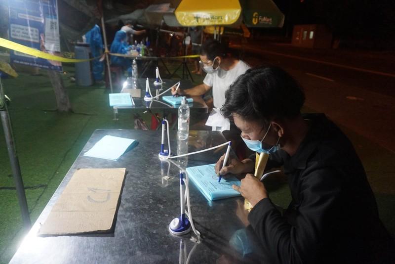 Sở Y tế hướng dẫn người dân khi muốn ra vào TP Đà Nẵng - ảnh 2