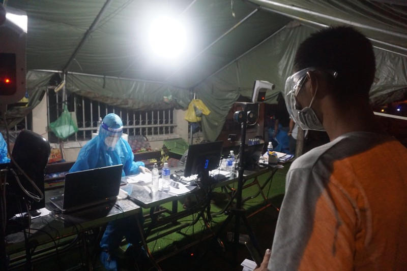 Sở Y tế hướng dẫn người dân khi muốn ra vào TP Đà Nẵng - ảnh 1