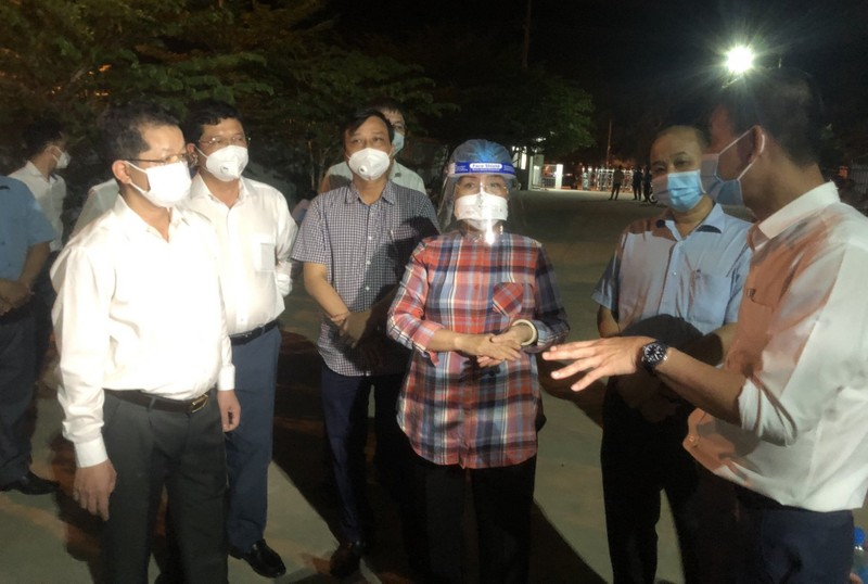 Bí thư Nguyễn Văn Quảng: 'Ở thời điểm này, Đà Nẵng đang kiểm soát được dịch' - ảnh 2