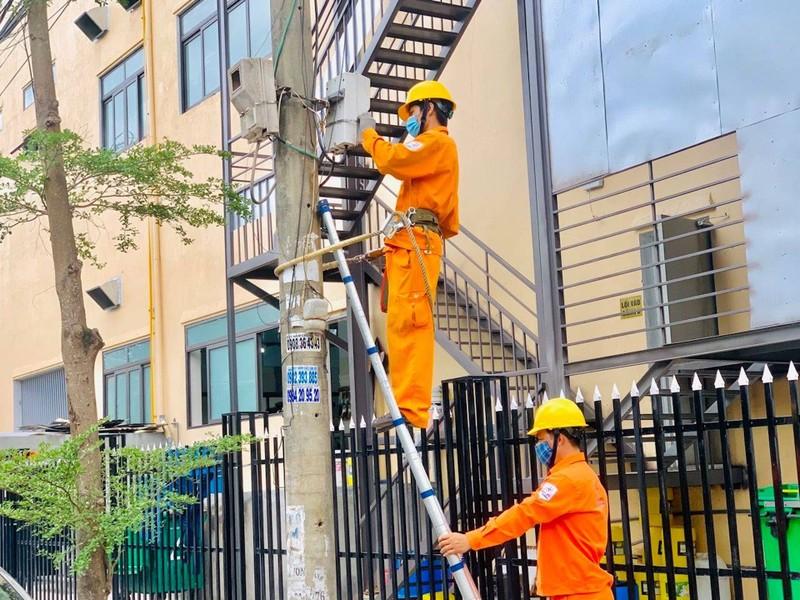 Điện lực Miền Trung giảm hơn 1.588 tỉ đồng tiền điện cho người dân, doanh nghiệp - ảnh 1