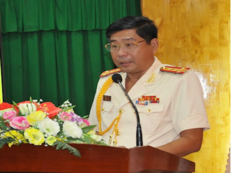 Đại tá Nguyễn Văn Hiểu làm GĐ Công an tỉnh Vĩnh Long - ảnh 2