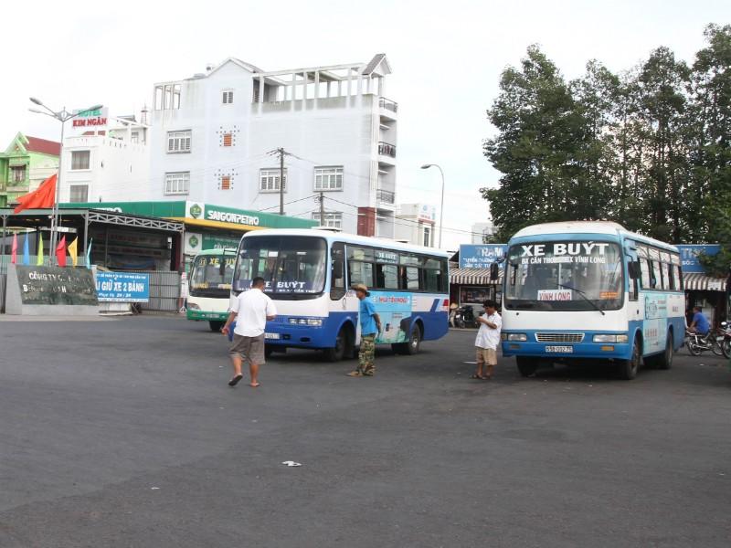 Cần Thơ: Vận tải hành khách công cộng chưa xứng tầm - ảnh 1