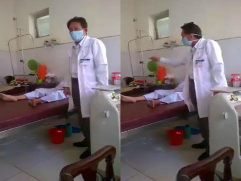 Bác sĩ 'đuổi' bệnh nhân về nhà bị kỷ luật cảnh cáo - ảnh 1
