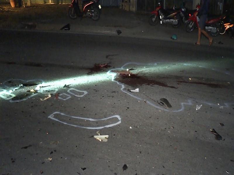 2 thanh niên tử vong nghi liên quan đến đua xe - ảnh 1