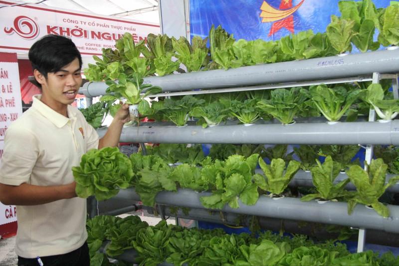 Khai mạc Hội chợ-Festival Vật tư Nông nghiệp Vĩnh Long - ảnh 1