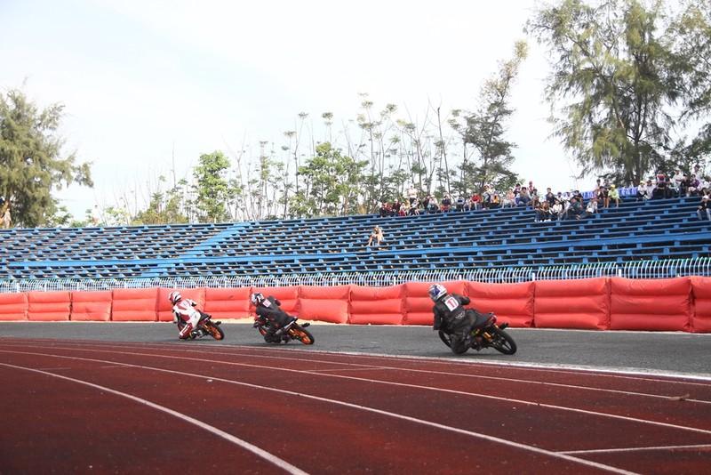 Mãn nhãn giải mô tô cúp quốc gia năm 2018 ở Cần Thơ - ảnh 4