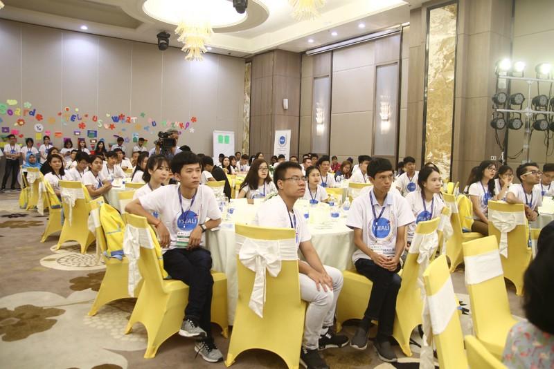 Hội thảo Sáng kiến Lãnh đạo trẻ Đông Nam Á tại Cần Thơ - ảnh 1