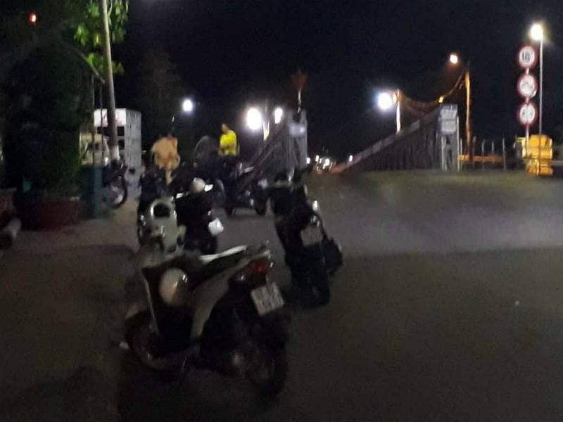 An Giang thông tin vụ cano đoàn kiểm tra gặp nạn trên sông Hậu - ảnh 1