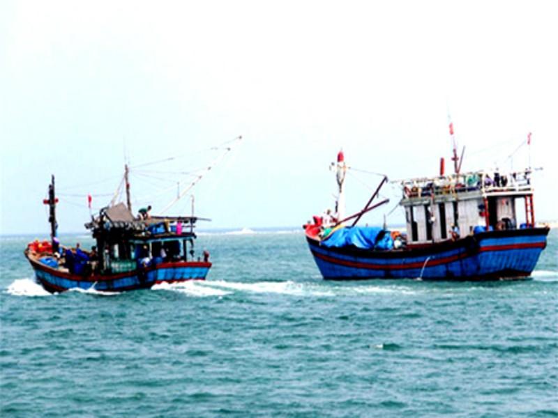 12 lao động bị giam lỏng dưới tàu biển - ảnh 1
