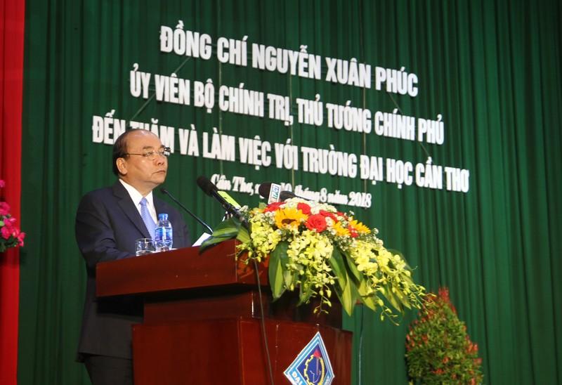 Thủ tướng kỳ vọng Đại học Cần Thơ vào tốp đầu thế giới - ảnh 2