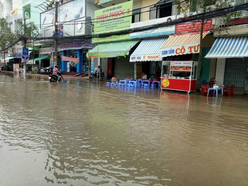 Nước đầu nguồn lên sớm, nhiều nơi ĐBSCL ngập nặng - ảnh 8