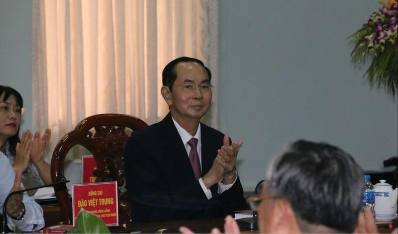 Chủ tịch Tôn Đức Thắng - Người Cộng sản mẫu mực - ảnh 1
