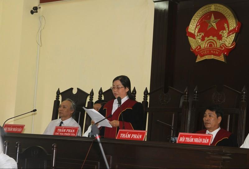 Đại gia thủy sản Tòng 'Thiên Mã' nhận 18 năm tù  - ảnh 2
