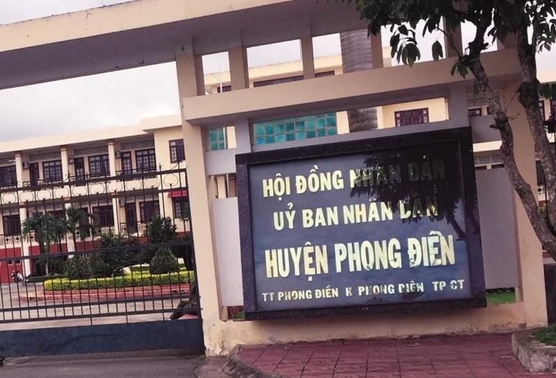 Nhiều cán bộ thiếu chuẩn Huyện Phong Điền đã bổ sung bằng cấp - ảnh 1