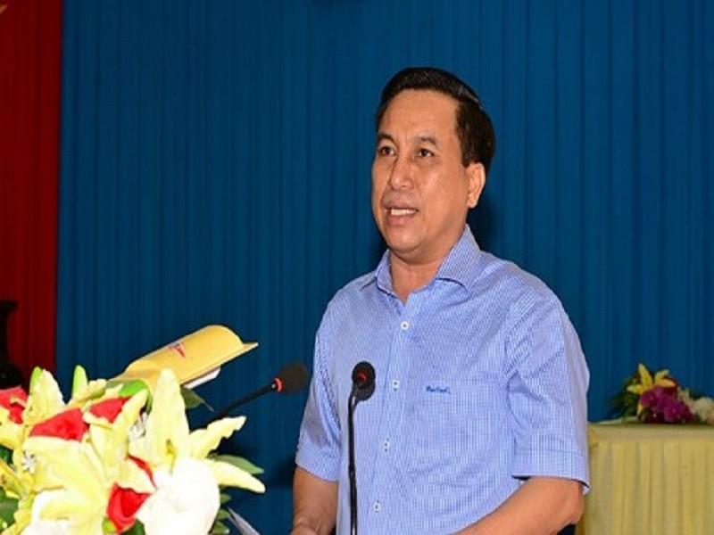 Chủ tịch UBND TP Trà Vinh bị cách chức - ảnh 1