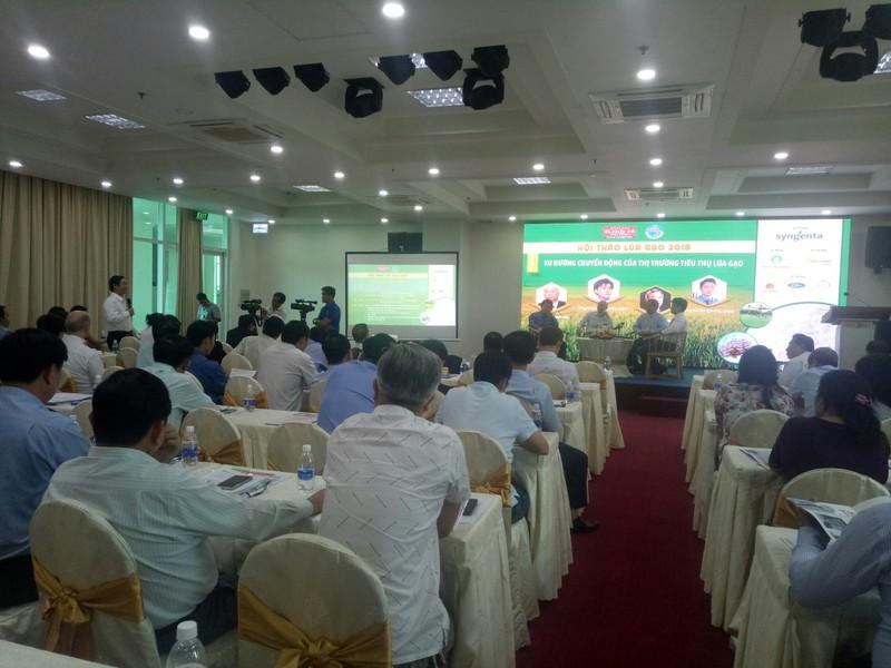 Đã giảm xin-cho khi bán hạt gạo Việt ra nước ngoài  - ảnh 1