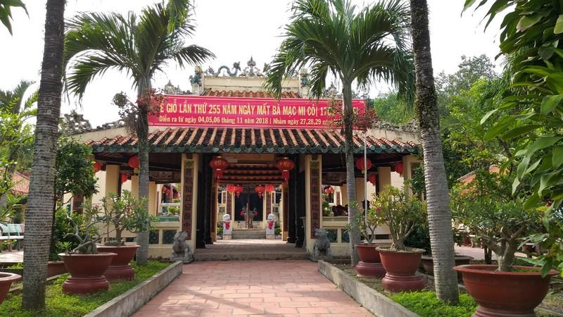 Thành phố Hà Tiên khai thác tối đa lợi thế địa lý, cảnh quan - ảnh 9