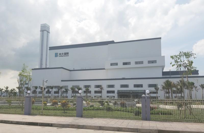 Khánh thành nhà máy đốt rác phát điện đầu tiên ở Cần Thơ - ảnh 1