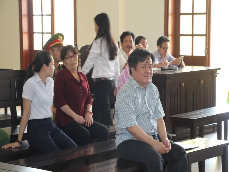 Đại gia thủy sản Tòng Thiên Mã kháng cáo xin hủy án sơ thẩm - ảnh 1