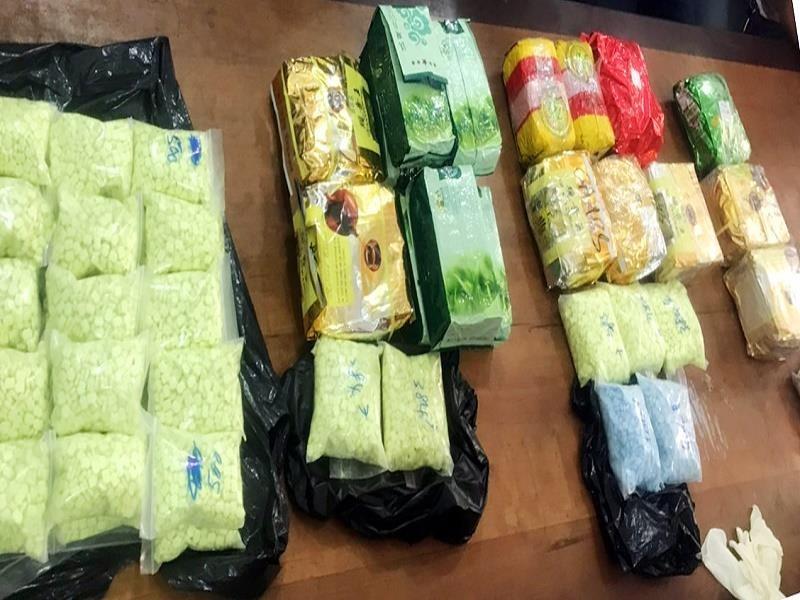 30kg ma túy ngụy trang dưới vỏ thực phẩm chức năng  - ảnh 3