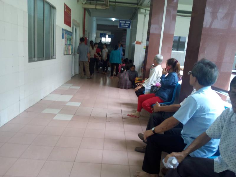 25 người nhập viện trong vụ rò khí gas ở Cần Thơ - ảnh 1