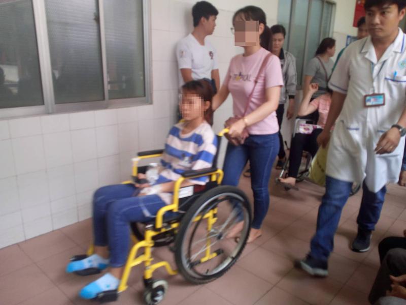 25 người nhập viện trong vụ rò khí gas ở Cần Thơ - ảnh 2