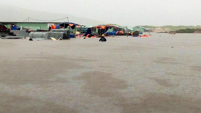 Đảo ngọc Phú Quốc sẽ ngập sâu hơn nếu mưa dông kéo dài - ảnh 1