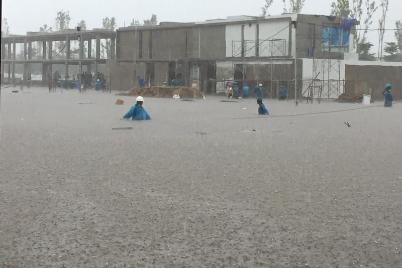Hơn 200 tin, bài đăng tải thông tin về ngập ở Phú Quốc - ảnh 2