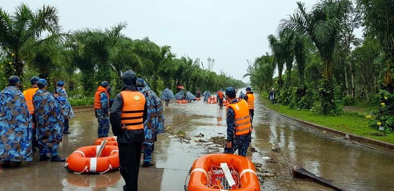Đảo ngọc Phú Quốc sẽ ngập sâu hơn nếu mưa dông kéo dài - ảnh 5
