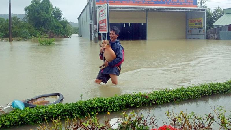 Đảo ngọc Phú Quốc sẽ ngập sâu hơn nếu mưa dông kéo dài - ảnh 3