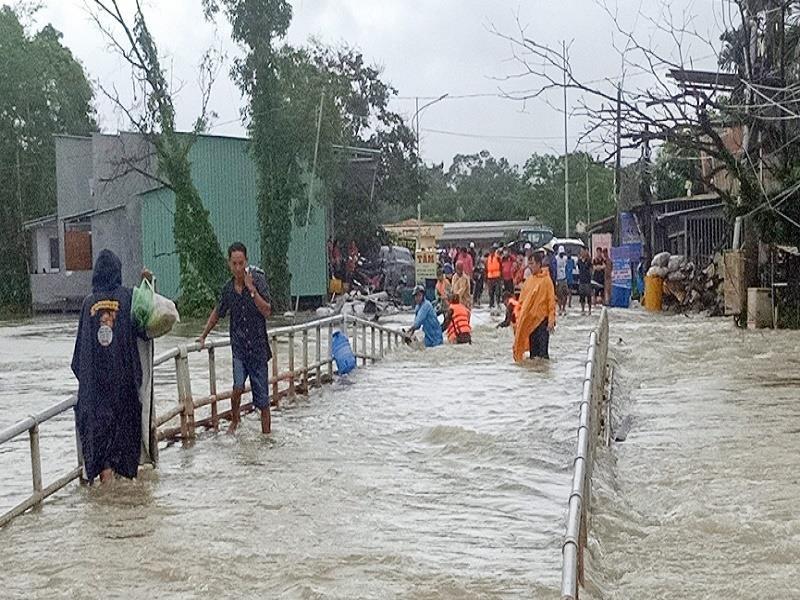 Đảo ngọc Phú Quốc sẽ ngập sâu hơn nếu mưa dông kéo dài - ảnh 2