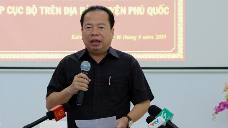 Hơn 200 tin, bài đăng tải thông tin về ngập ở Phú Quốc - ảnh 1