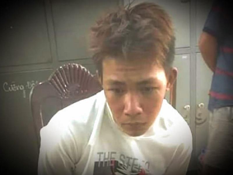 Một tiệm vàng ở Kiên Giang bị cướp giật - ảnh 1