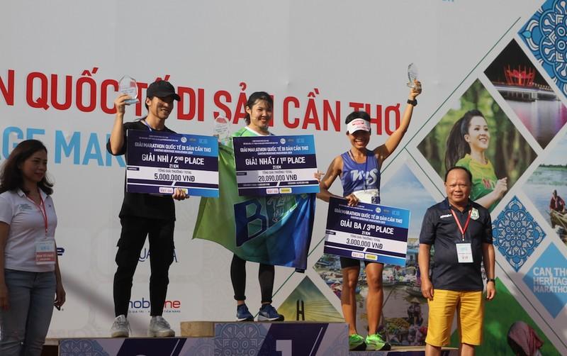 2000 người vừa chạy marathon vừa ngắm cảnh đẹp Cần Thơ  - ảnh 7