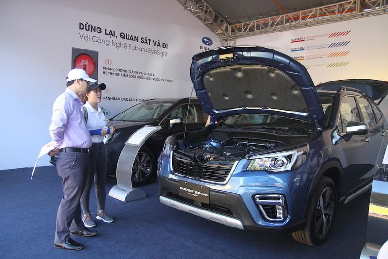 Lái thử xe Subaru Ultimate Test Drive 2019 - ảnh 1