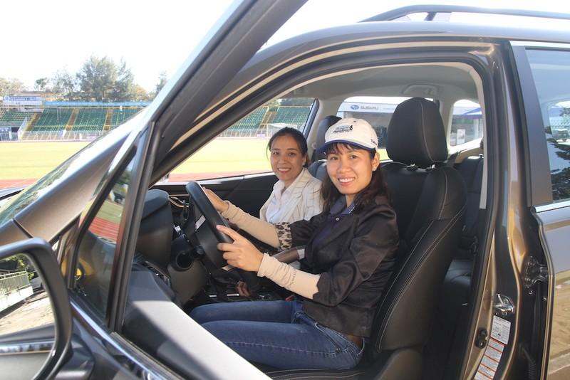 Lái thử xe Subaru Ultimate Test Drive 2019 - ảnh 3