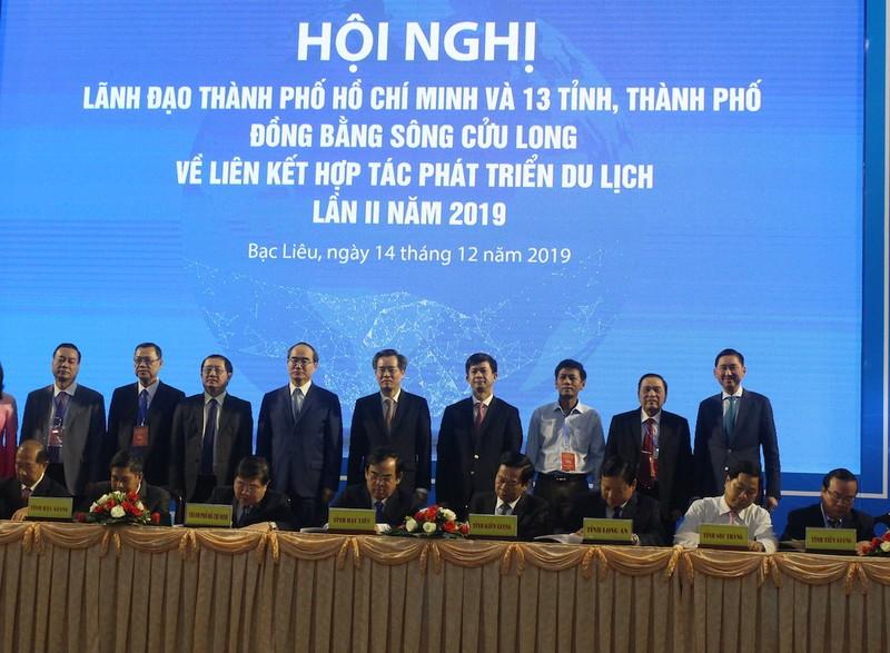 TP.HCM và 13 tỉnh, thành ĐBSCL bắt tay phát triển du lịch - ảnh 6