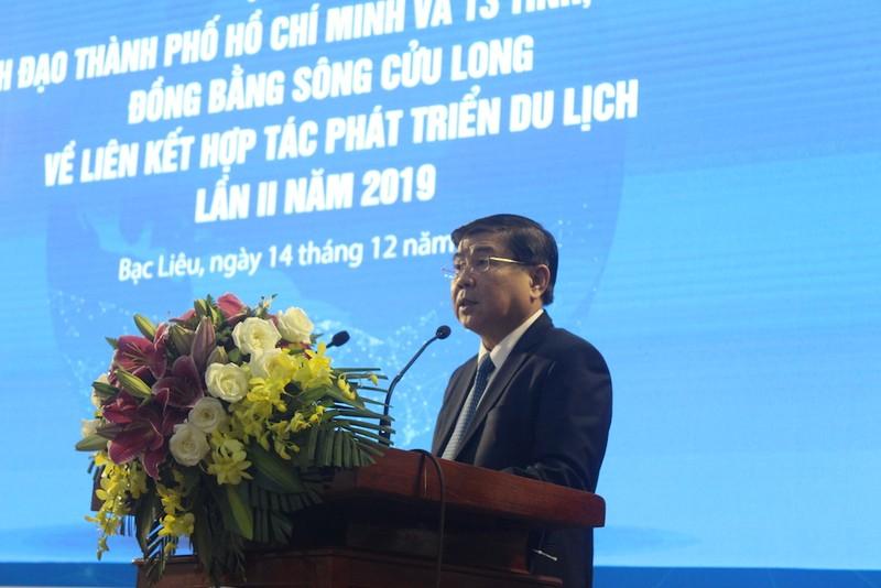 TP.HCM và 13 tỉnh, thành ĐBSCL bắt tay phát triển du lịch - ảnh 5