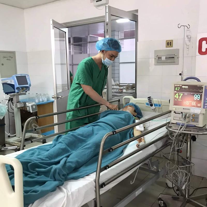Phẫu thuật cứu sản phụ bị rối loạn nhịp tim hiếm gặp - ảnh 1