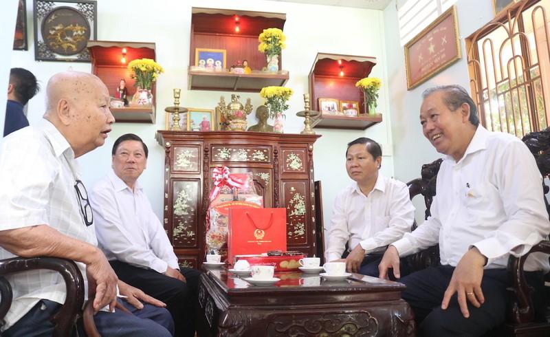 Phó Thủ tướng Trương Hòa Bình tặng nhà tình nghĩa ở Vĩnh Long - ảnh 3