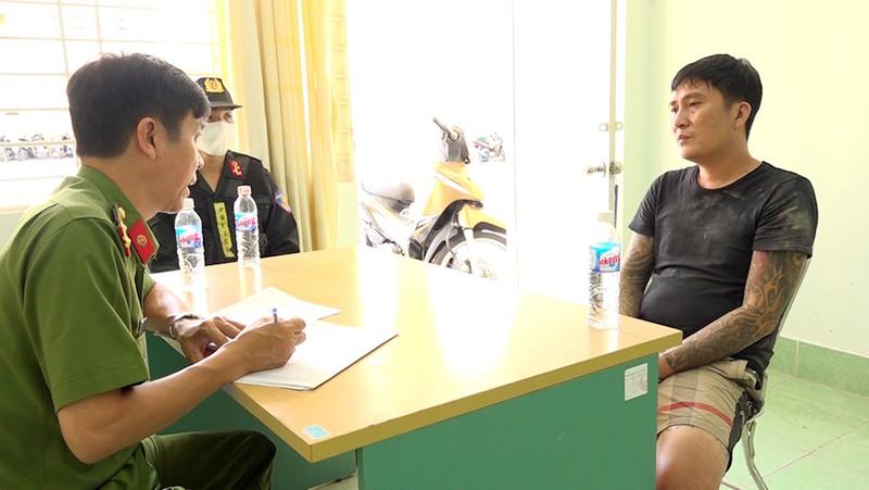 Bộ Công an phá sới bạc lớn ở An Giang trong đêm - ảnh 1
