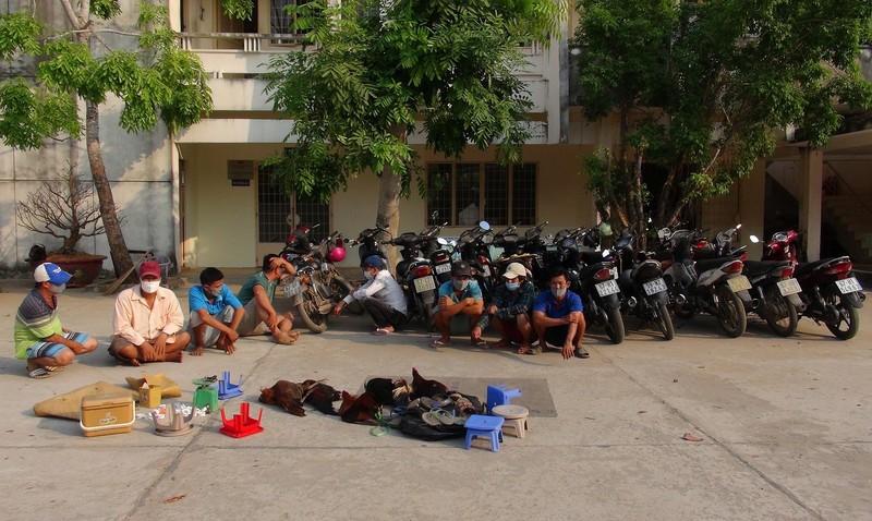 Casino Campuchia tạm đóng, nhiều người về An Giang đánh bạc - ảnh 1